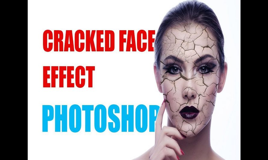 Cracked Face Effect | Photoshop Tutorial