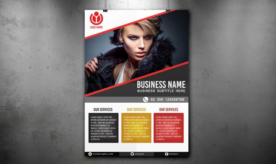How to Design a Flyer in Photoshop
