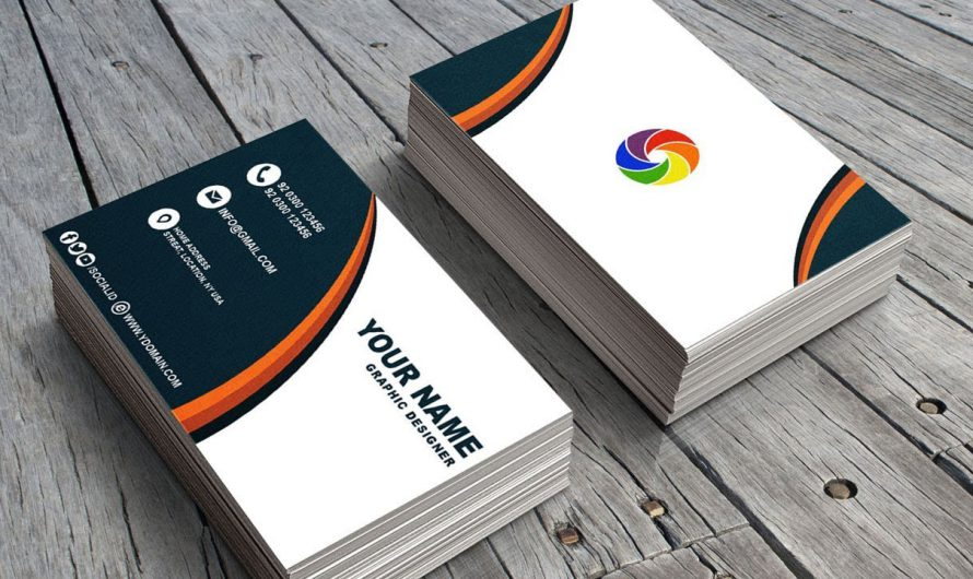 Business Card Design in Photoshop