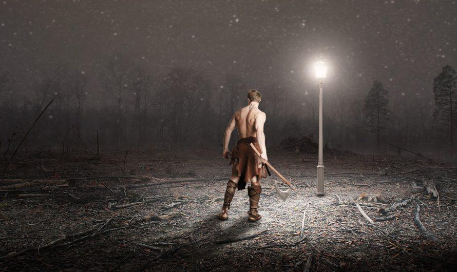 Forest Man | Photo Manipulation | Photoshop Tutorial