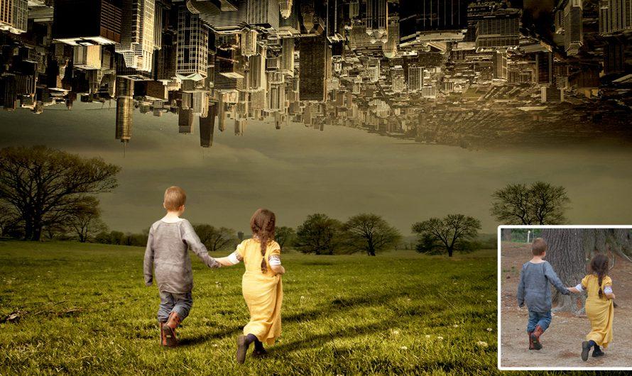 Sky City – Photo Manipulation | Photoshop Tutorial
