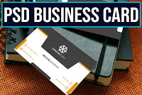 download free psd business cards | Al Qadeer Studio