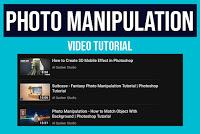 Video Tutorials Photoshop Photo Manipulation | Al Qadeer Studio