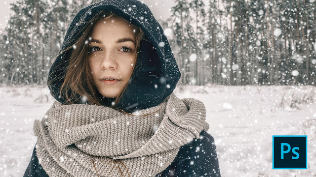 How to Create Snow in Photoshop