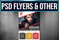 Download free PSD flyers and other templates for free | Al Qadeer Studio