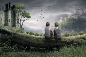 Photoshop Manipulation Tutorial - Child Hope