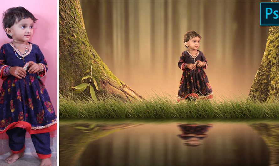 Child Interest – Photoshop Fantasy Manipulation Tutorial