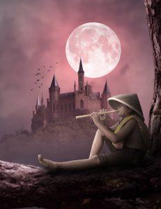 Castle - Photoshop Fantasy Manipulation Tutorial