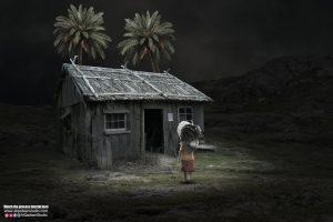 Dramatic Light Effect - Photoshop Manipulation Tutorial