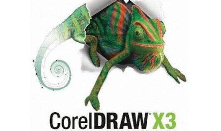 CorelDRAW X3 Free download