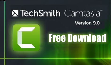 Camtasia Studio 9 Free Download with Crack for Windows