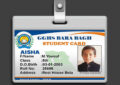 Student ID Card Free Download